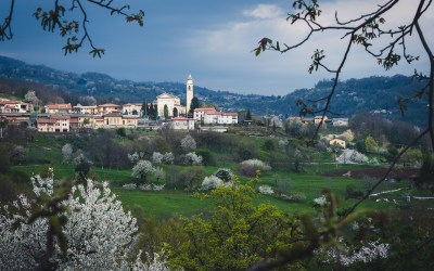 A walk on the Hills of Arzignano