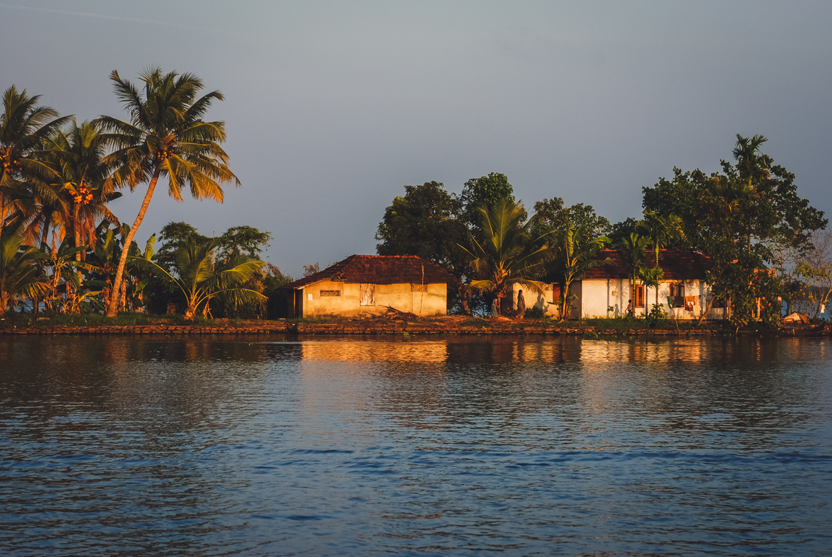 aleppey backwaters