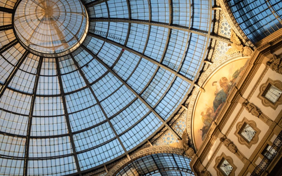 Five places to see in Milan