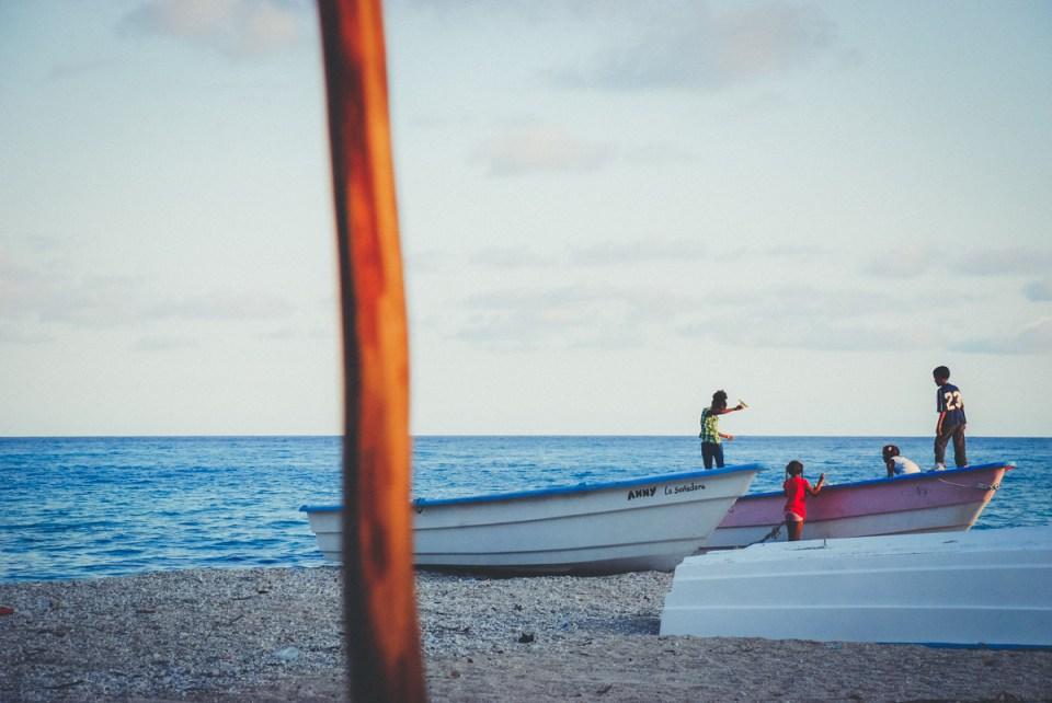 barchetta a los patos, repubblica dominicana