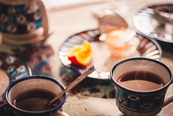 colazione a kashan