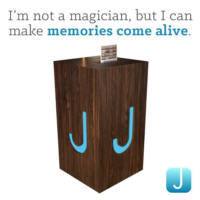 johannes printing memories live printer