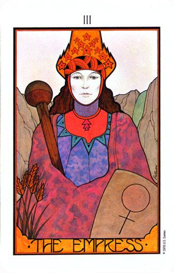 Empress Aquarian