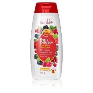 25701 Champú Universal de Frutas, tianDe, 250 g, Una mezcla ideal para un cabello perfecto