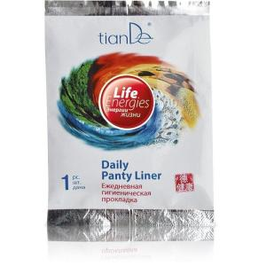 63601 Compresas Diarias Femininas con Hierbas , TIANDE, 1ud,  Protección de Inflamacionesy Confort