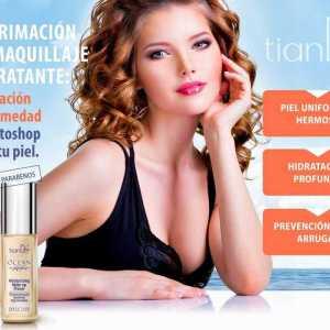 86004, Hidratante Maquillaje Primer, Photoshop para su piel, 40 ml, Como en mejores revistas de moda
