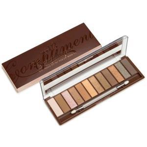 80136 Kit maquillaje de sombras de ojos  tianDe, Aspecto irresistible: maquillaje de desfiles de moda Peso: 13 g