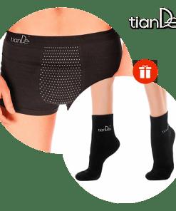 Мъжки боксерки с турмалин+подарък чорапи