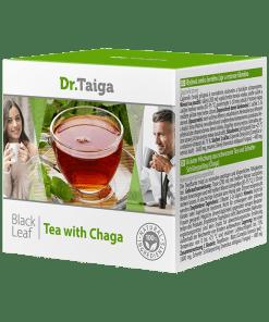 Черен чай с чага (брезова гъба), Тианде