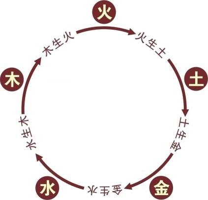 Représentation du cycle d'engendrement