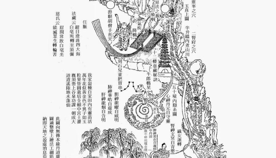 La carte classique de l'interne,