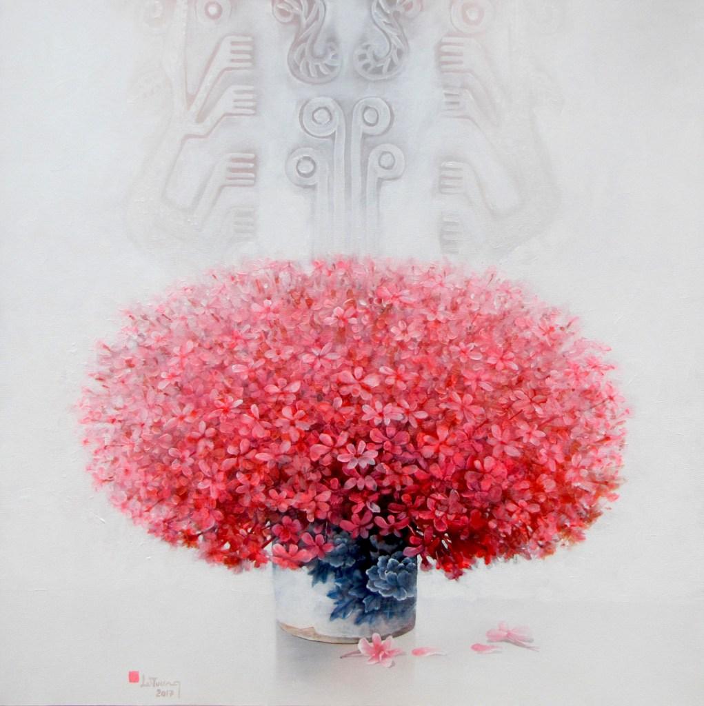Fleurs rouges, Le Tuong