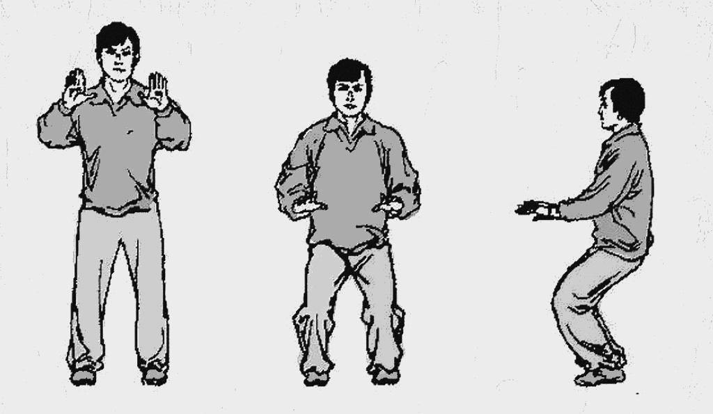 Les trois centres du corps