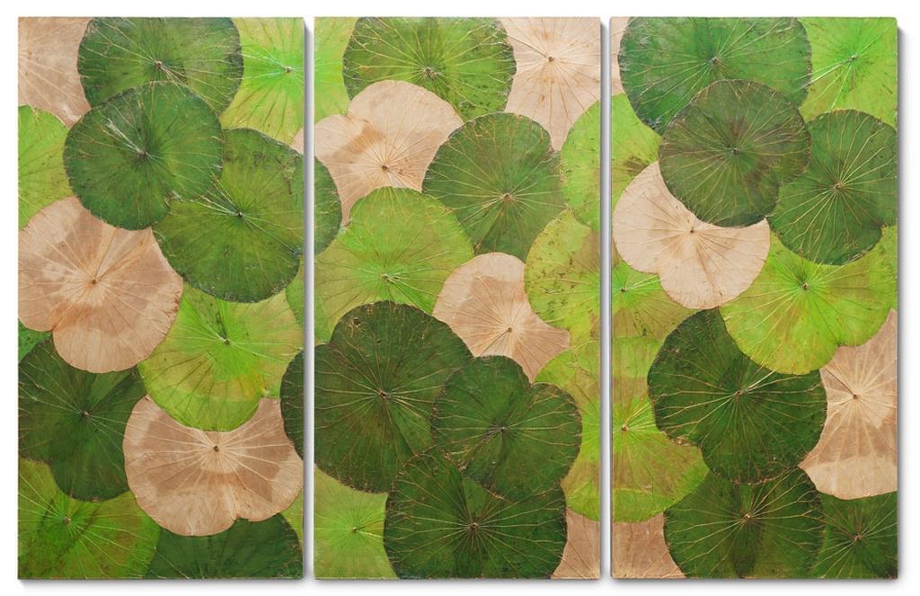 La feuille de lotus et l'or, Mohr & McPherson
