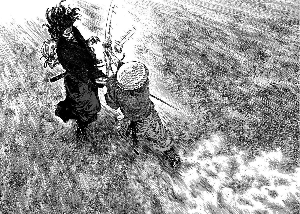 Vagabond de Takehiko Inoué