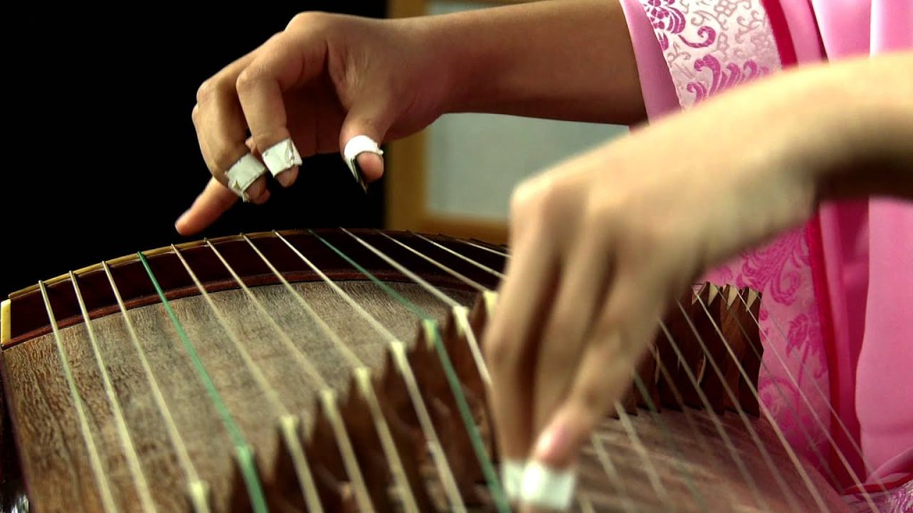 La musique en Chine