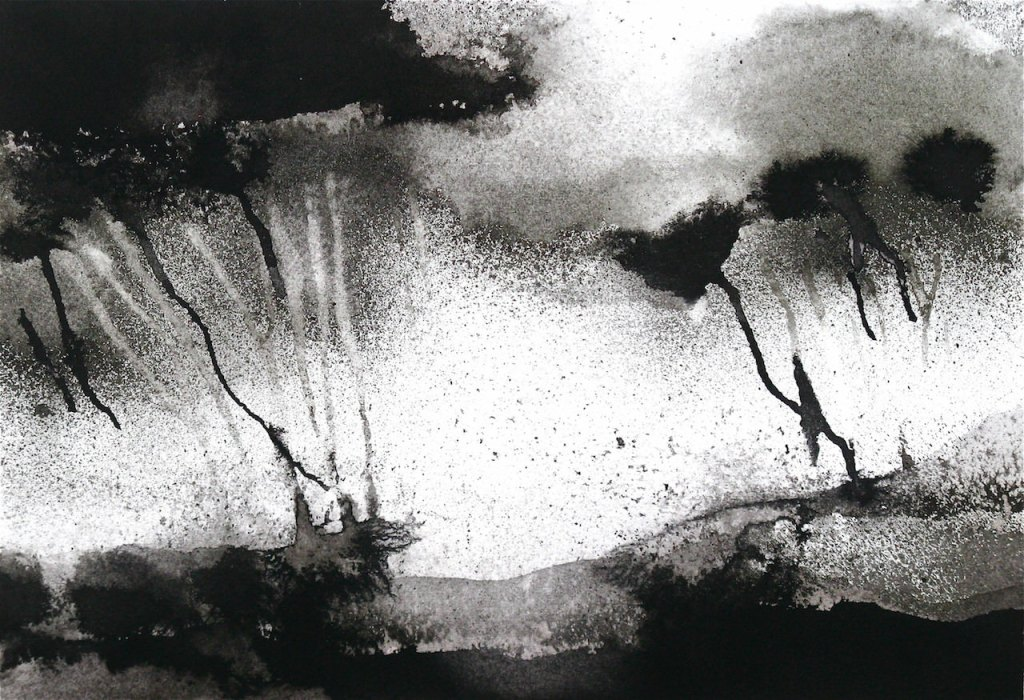Montagnes et forêts, 2011, Philippe Giacobino