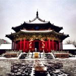 Le palais impérial de Shenyang