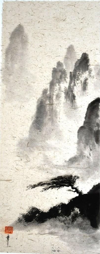 Le vent, la pierre et l'arbre, Jean-Marc Moschetti