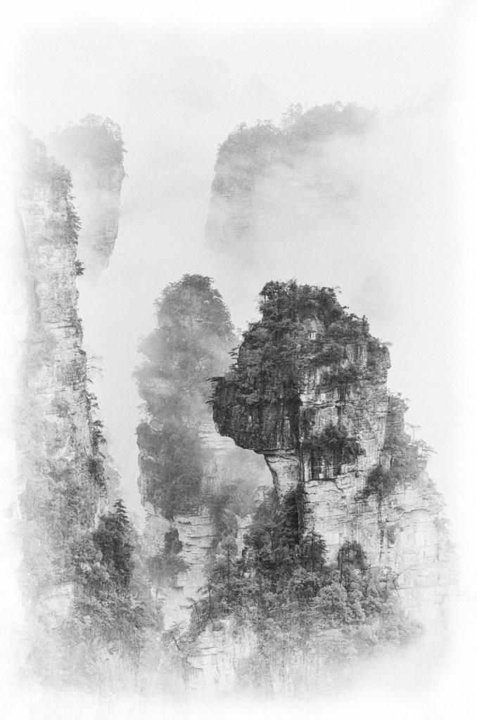 D'après Li Huayi, photographie de Lydia Goetze