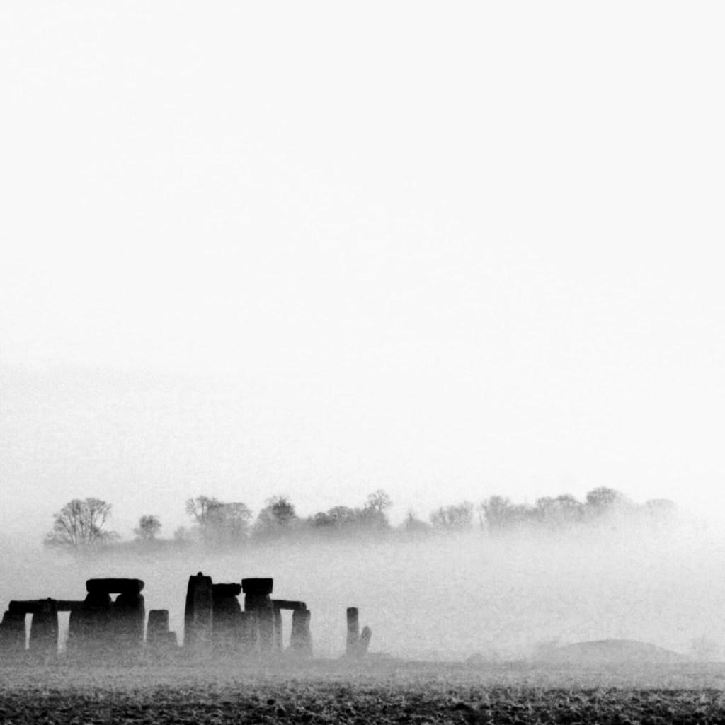 Célébration du solstice d'hiver à Stonehenge