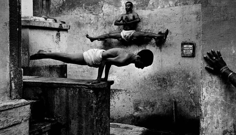Moines de Shaoling, Tomasz Gudzowaty