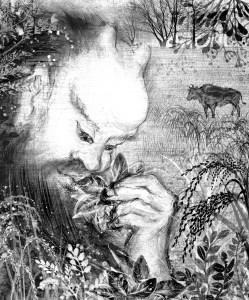 Illustration de Shennong