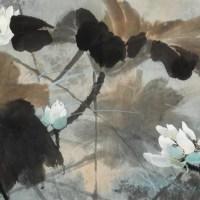 Lotus interprété au guqin