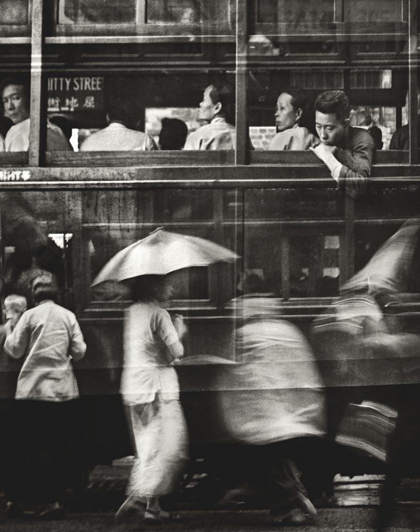 Journal de la rue blanche, Hong Kong des années 50 et 60, Fan Ho
