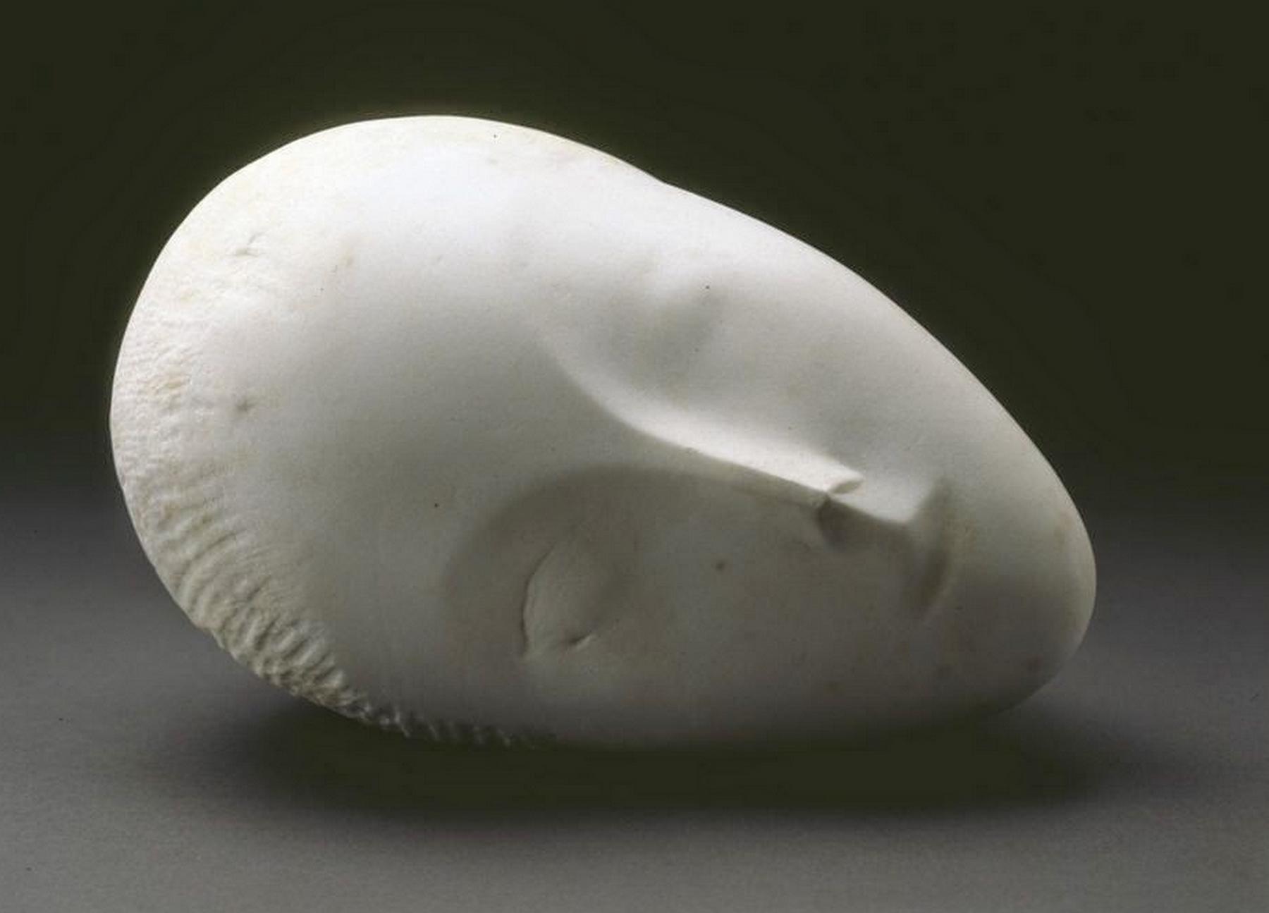 Muse endormie, Constantin Brancusi