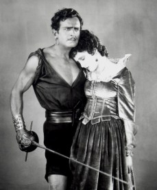 Douglas Fairbanks Sr (1926 The Black Pirate)