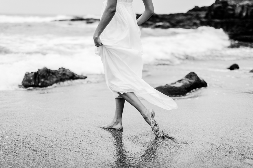 bridal beach inspiration
