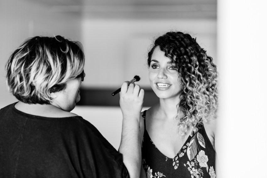 Maquillage mariage à la Réunion Saint Gilles