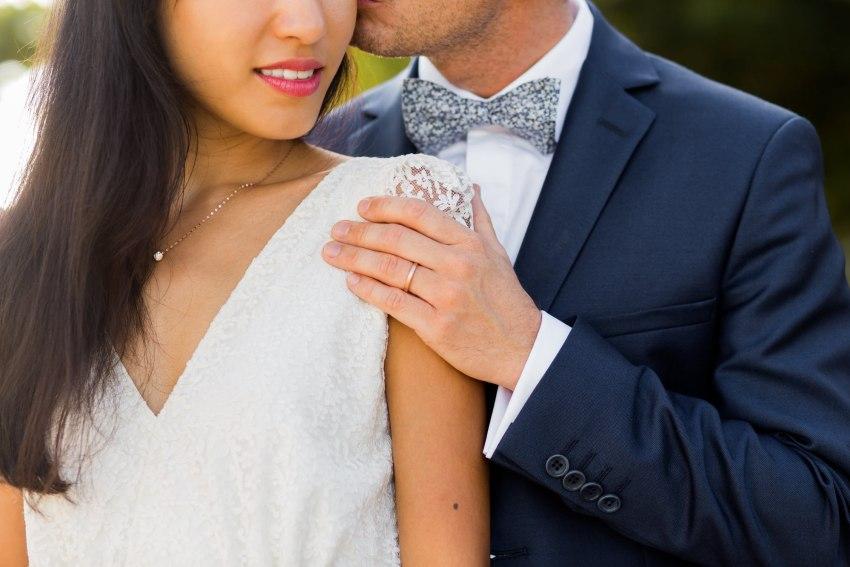 Photographe de mariage sur l'île Maurice