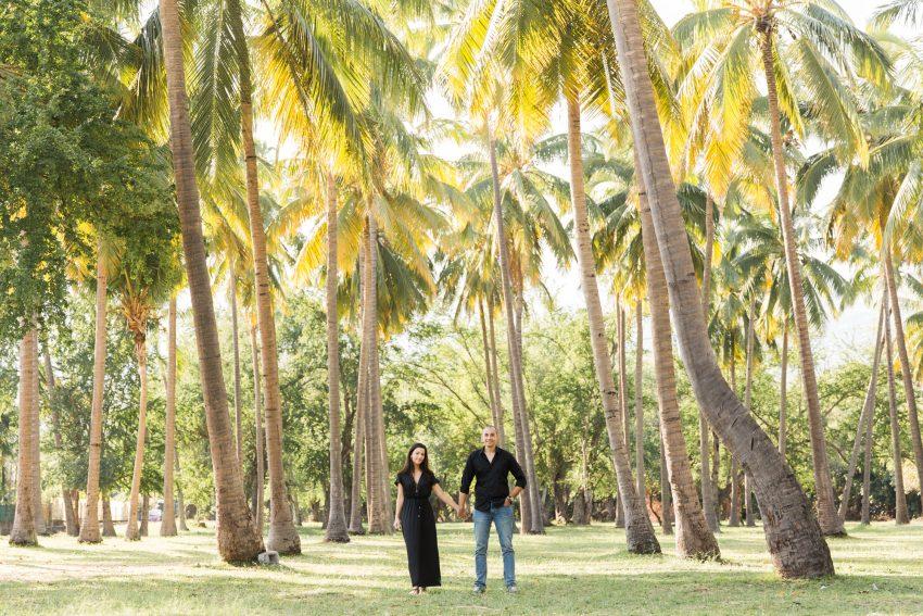 Une séance couple sur l'île de la Réunion par la photographe Fanny Tiara