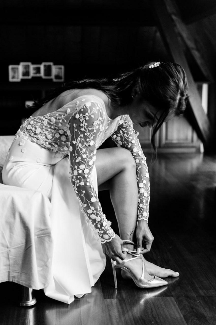 Une robe de mariée Rime Arodaky