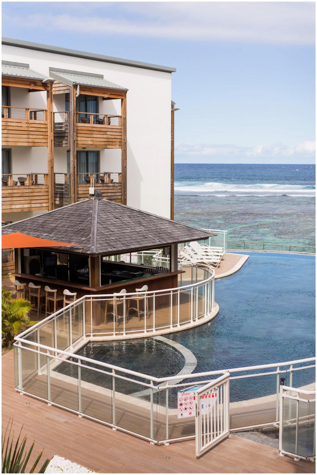 piscine du battant des lames avec vue sur la mer