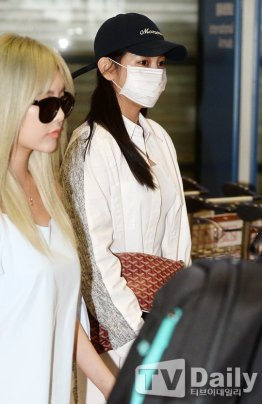Qri and Soyeon