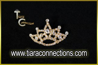 Gold Sash Pin