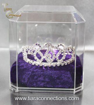 mini crown case