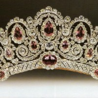 Westminster Theme Thursday: the Bagration Parure