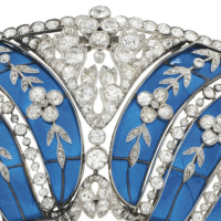 tiara update! Chamuet Belle Epoque Kokoshnik of the Westminsters no Longer Part of the Collection