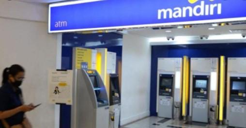 Cara Top Up Shopeepay Lewat ATM Mandiri