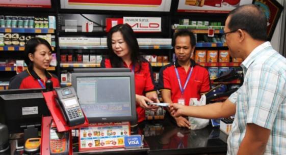 Cara Top Up Shopeepay di Alfamart