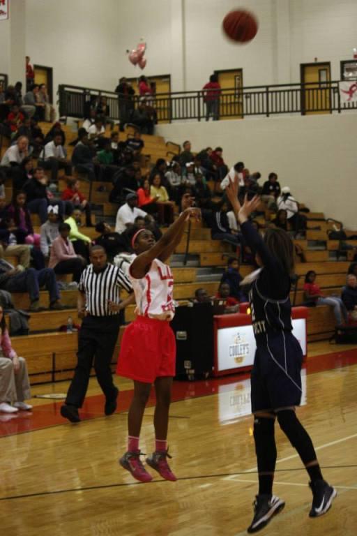 Archer vs South Gwinnett (Pink Out)3