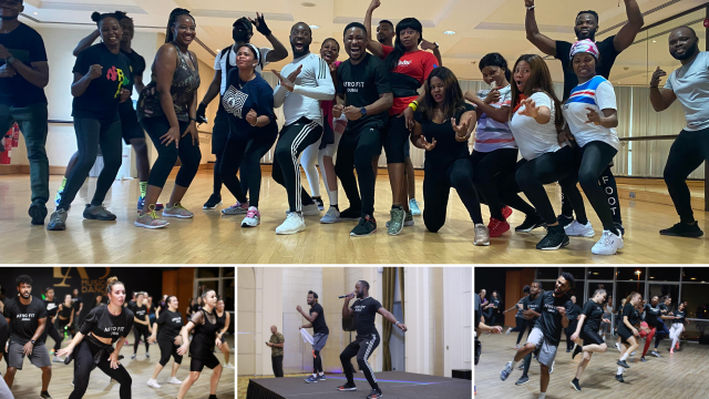Afro beat dance classes