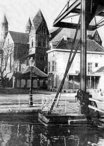 Graanmarkt 1962 v.a stadspark