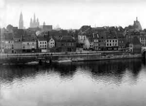 Het Bat 1934 - Vissersmaas met Kleine Stokstraat