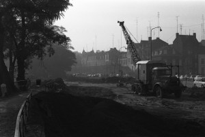 Het Bat 1967 sloop stadspark