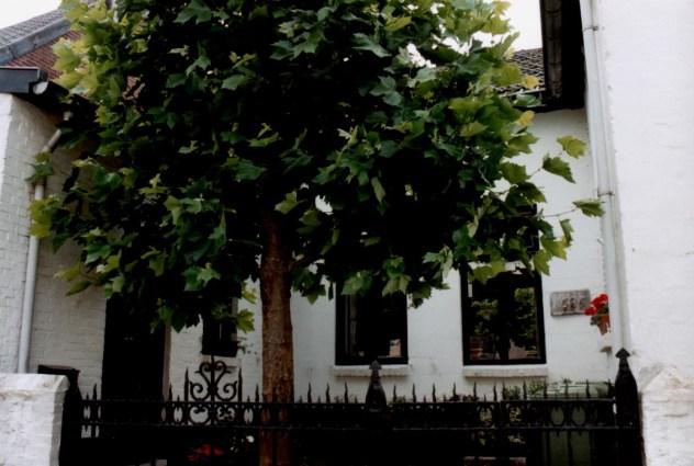 Kesselterweg oudste woning Wolder uit 1658